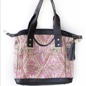 Huipil Gypsy Day Bag